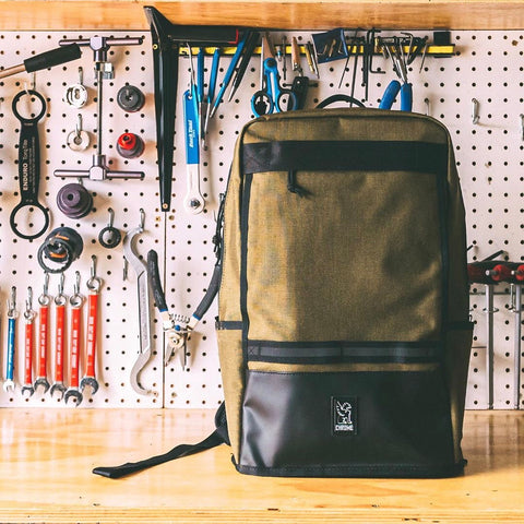CHROME - Hondo Backpack - Olive/Black