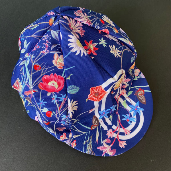 Ostroy Cycling Floral Cap