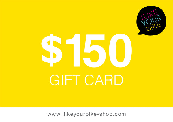I Like Your Bike - Gift Cards