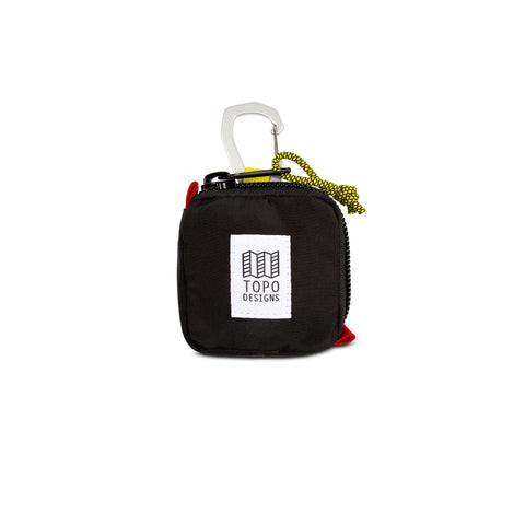TOPO DESIGNS - Square Bag - Black