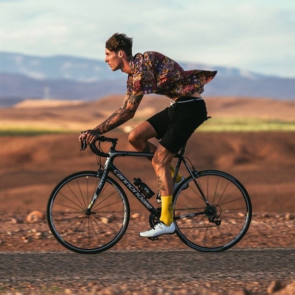 PACIFIC AND CO Performance Cycling Socks - Road Rebels