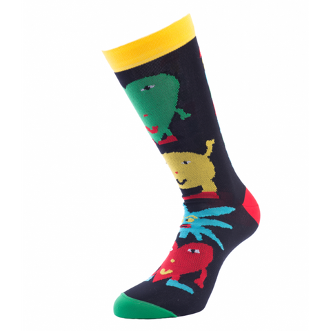 CINELLI - Sammy Binkow 'Best Friends' Socks