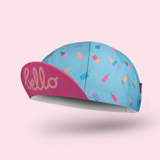 BELLO Cycling Cap - Nice Cream AUSTRALIA