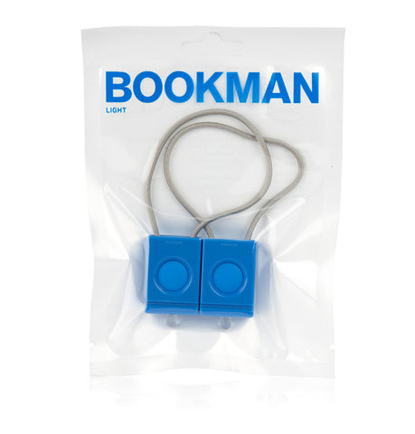 BOOKMAN Bike Light - Blue AUSTRALIA