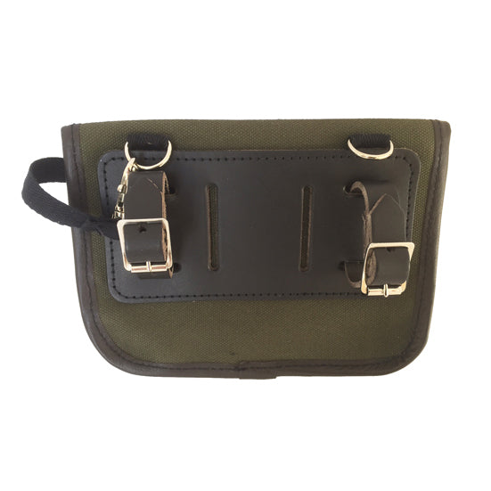 CARRADICE Bingley Bicycle Commuter Bag - Olive Green AUSTRALIA