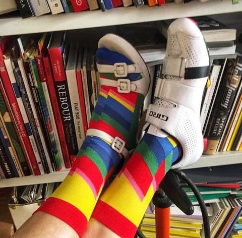 CINELLI Zydeco Cycling Socks