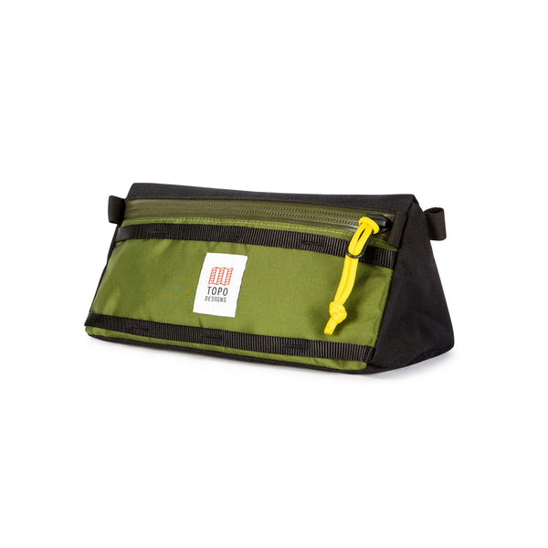 TOPO DESIGNS - Bike Bag - Olive/Black