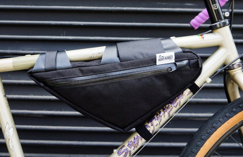 ROAD RUNNER - Wedge Half Frame Bag