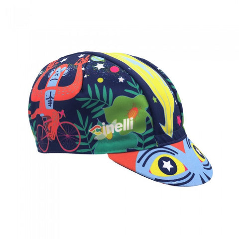 CINELLI - Jungle Zen Cycling Cap