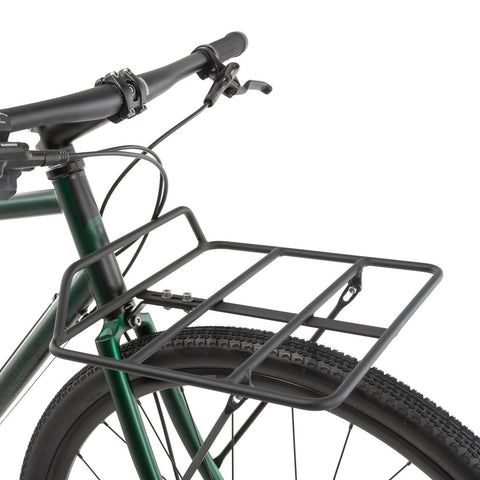 BOMBTRACK - Deck Front Rack - Black