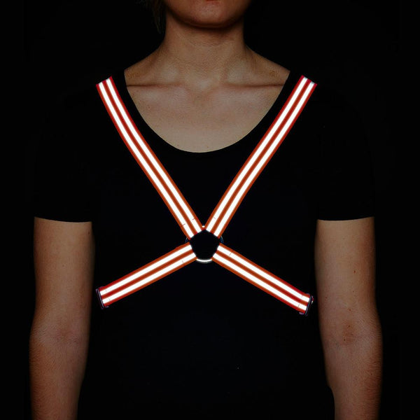 MONKEYSEE - Harness - Fluro Orange