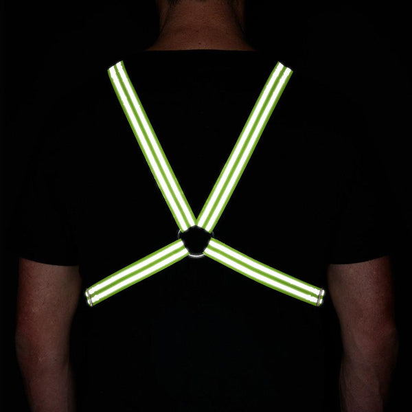 MONKEYSEE - Harness - Fluro Yellow