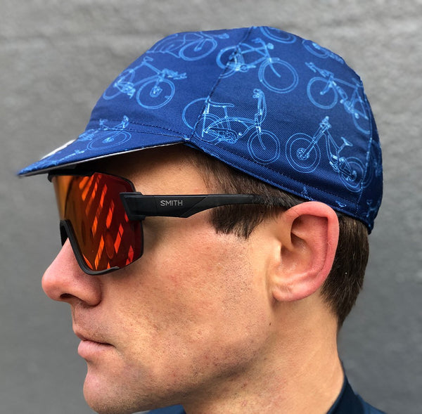 Ostroy Pretty Okay at Bikes Cycling Cap