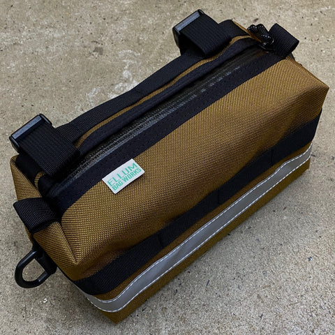 ELLUM BAG WORKS  Bar Crawler Handlebar Bag