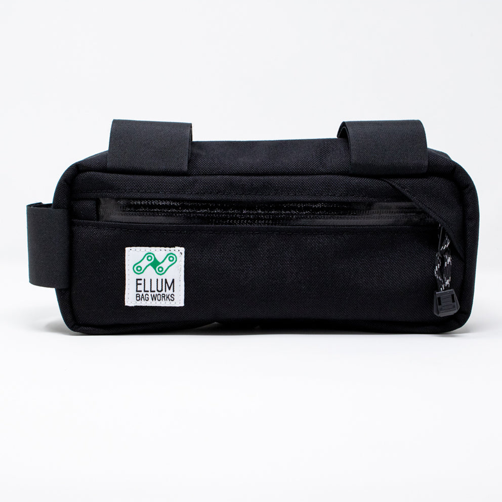ELLUM BAG WORKS - Carryout Frame Pack - Black Cordura