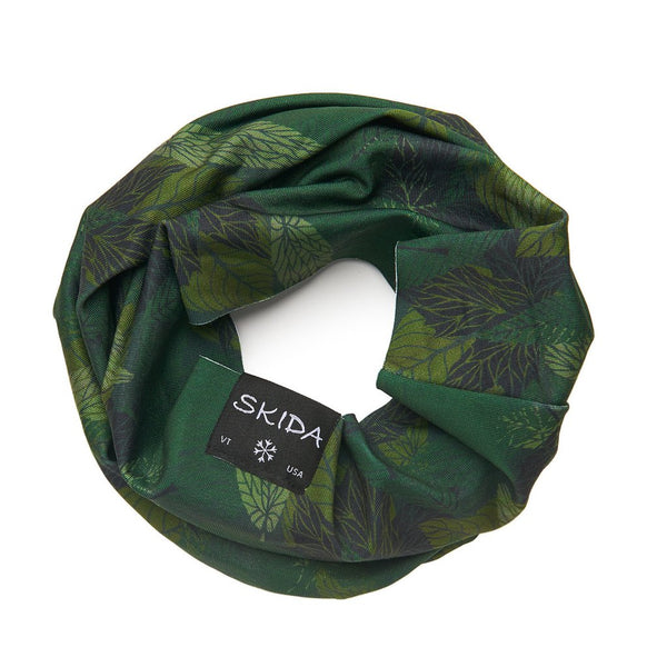SKIDA Neckwear Tour - So Leafy