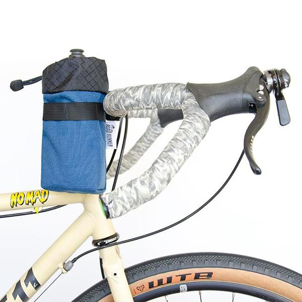 ROAD RUNNER - Co-Pilot Handlebar Bag - Navy Cordura
