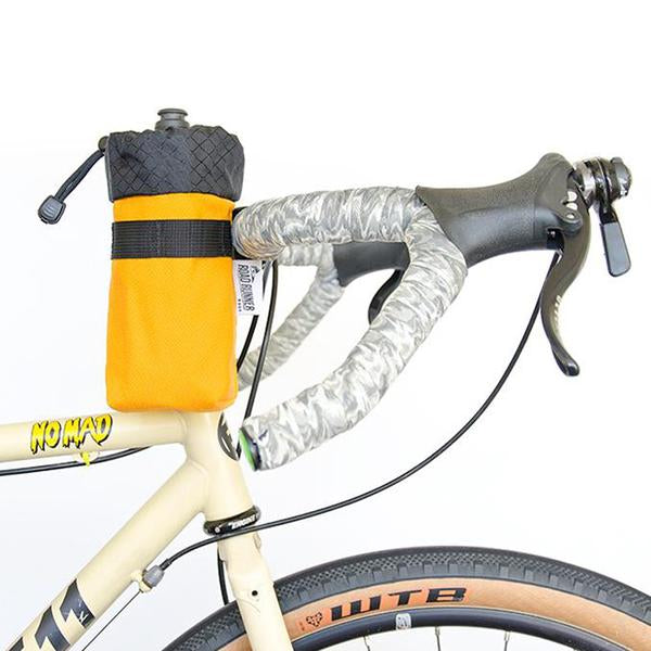 ROAD RUNNER - Co-Pilot Handlebar Bag - Turmeric Cordura