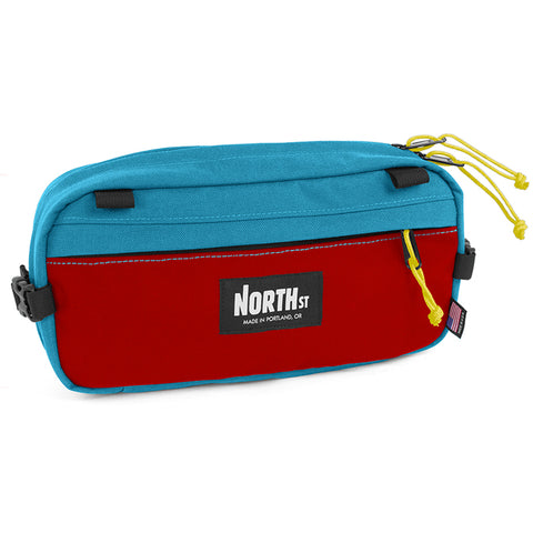 NORTH ST - Pioneer 12 Pack - Red & Teal