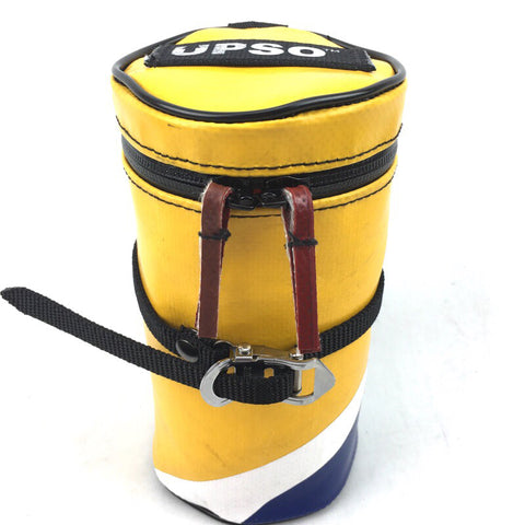 UPSO Sterling Seatpack - Yellow/Blue