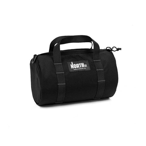 NORTH ST - Scout 11 Duffle - Blackout