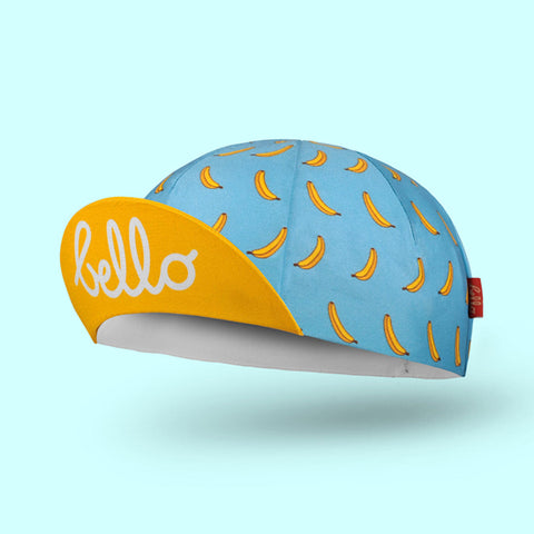 BELLO Cycling Cap - Banana Joe AUSTRALIA