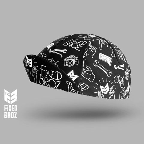 BELLO Cycling Cap - Fixed Broz