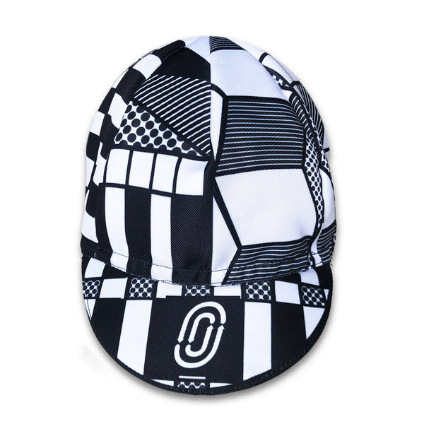 Ostroy Cycling Letraset Cap