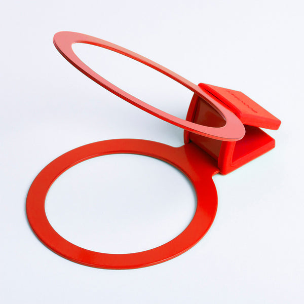 BOOKMAN Cup Holder - Red AUSTRALIA