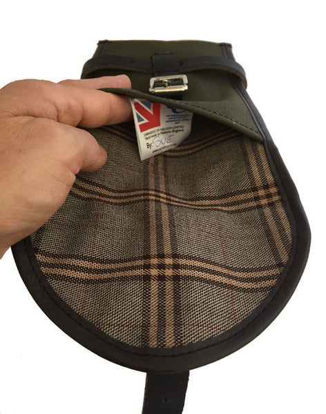 CARRADICE Alston Bicycle Saddle Bag - Olive Green AUSTRALIA