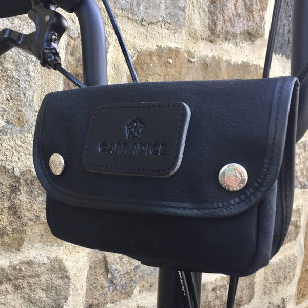 CARRADICE Bingley Bicycle Commuter Bag - Black AUSTRALIA