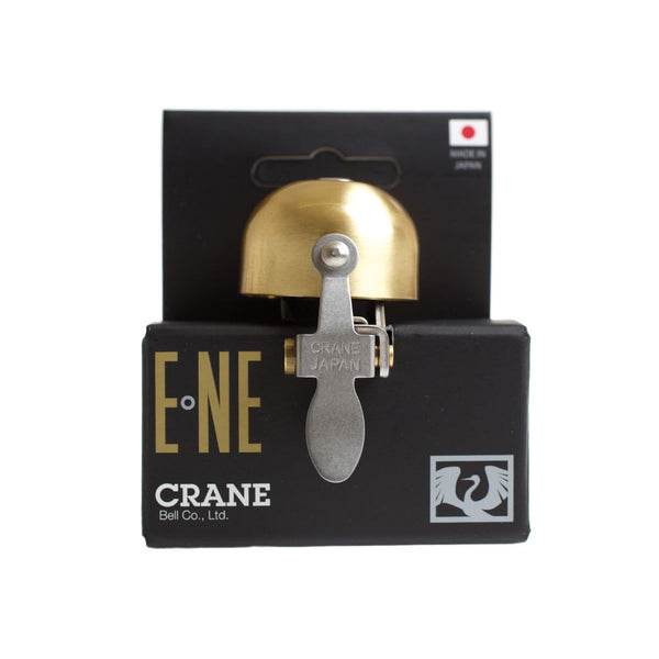 CRANE E-NE Bell - Polished Brass