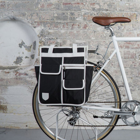 GOODORDERING Market Shopper Bicycle Pannier Bag AUSTRALIA