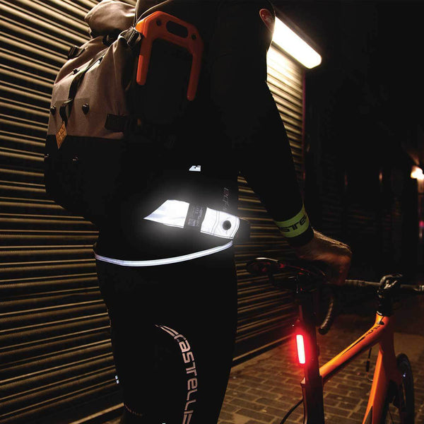HIPLOK LITE - Wearable Bike Lock - Superbright