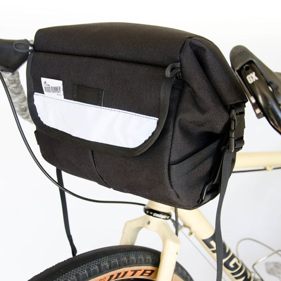 ROAD RUNNER - The Jammer Bag - Black Cordura