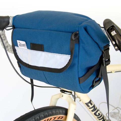 ROAD RUNNER - The Jammer Bag - Navy Cordura