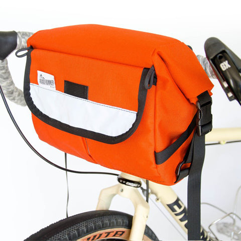 ROAD RUNNER - The Jammer Bag - Orange Cordura