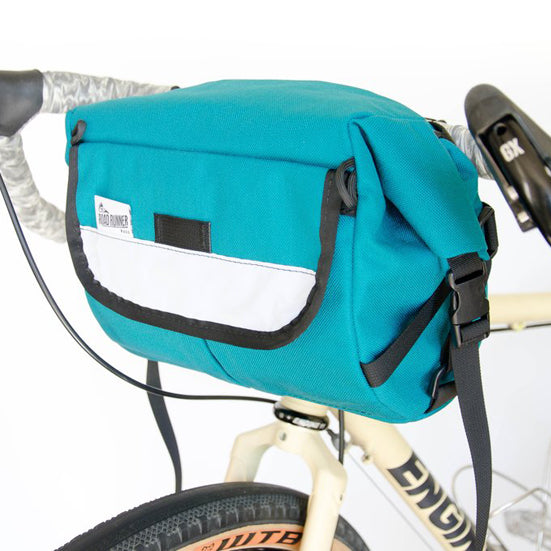 ROAD RUNNER - The Jammer Bag - Teal Cordura
