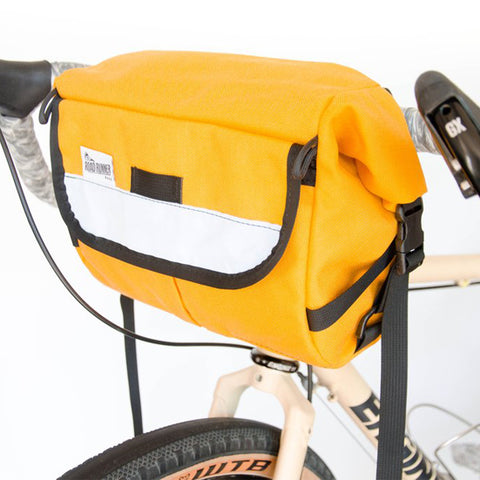 ROAD RUNNER - The Jammer Bag - Tumeric Cordura