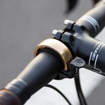 KNOG Oi Bike Bell - Brass