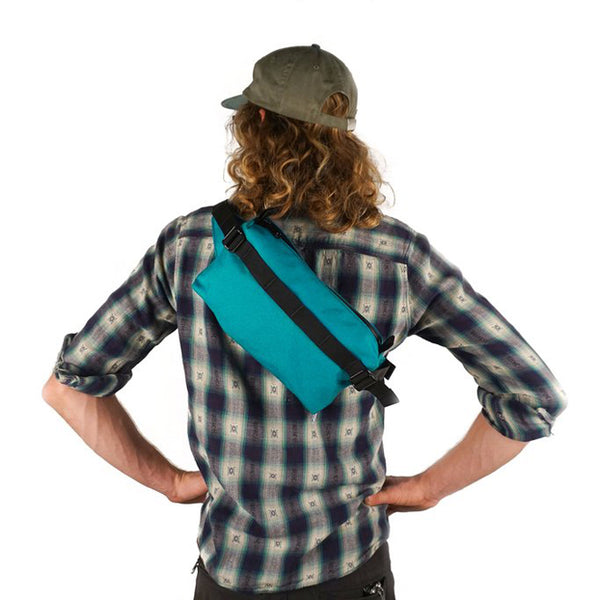 ROAD RUNNER - Lil Guy Mini Pack - Teal Cordura
