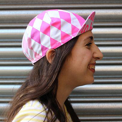 LOOK MUM NO HANDS - Giro d'Italia Cycling Cap AUSTRALIA