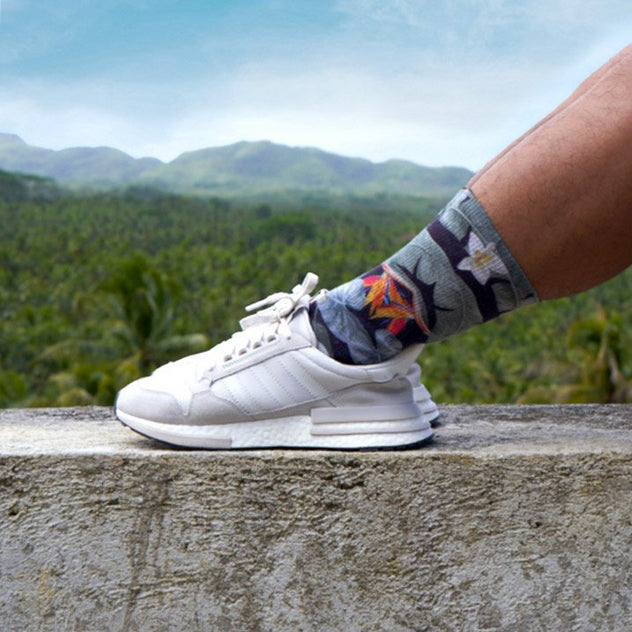 PACIFIC AND CO Cycling Socks - Malay