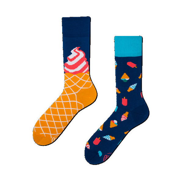 MANY MORNINGS Socks - Ice Cream Dream AUSTRALIA