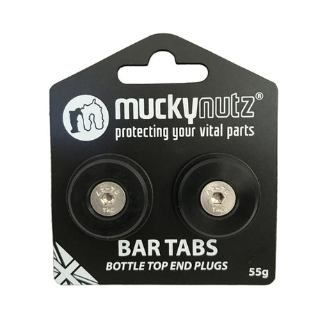 MUCKY NUTZ - Bar Tabs - Bottle top end plugs