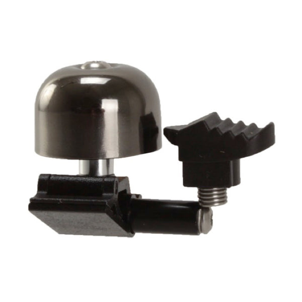 OSAKA Roadie Clip Bell Dark Chrome