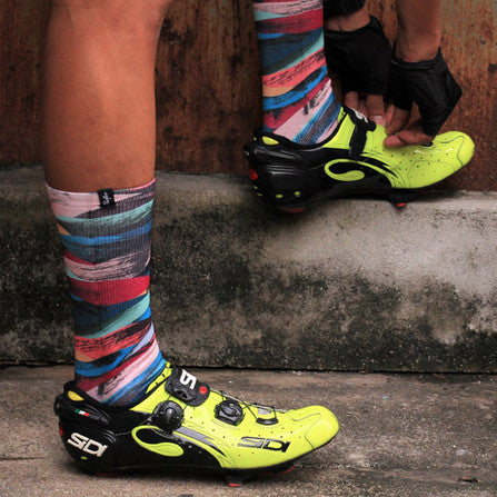 PACIFIC AND CO Cycling Socks - Colorful pacificandco AUSTRALIA