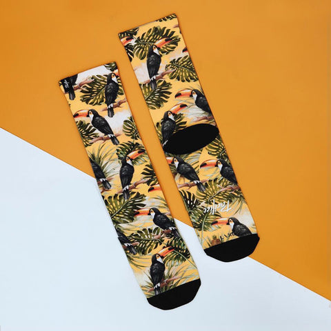 PACIFIC AND CO Cycling Socks - Tropic
