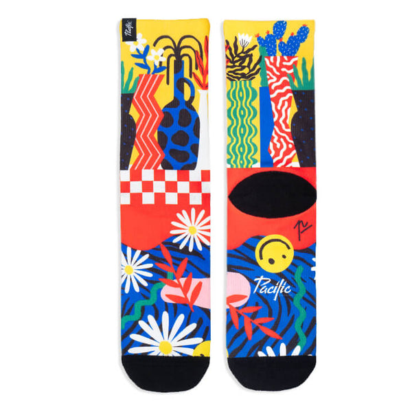 Pacific and Co Cycling Socks - Wonderland