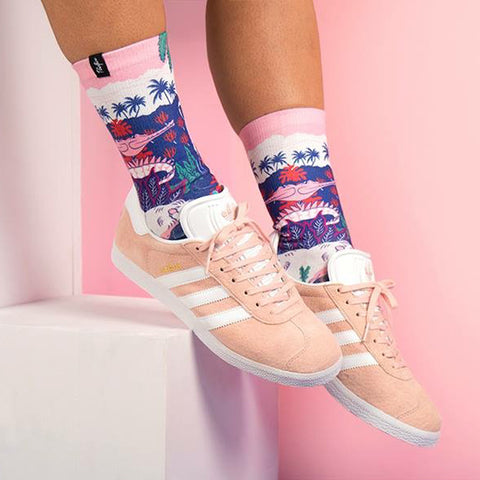 PACIFIC AND CO Cycling Socks - Wild Dream AUSTRALIA
